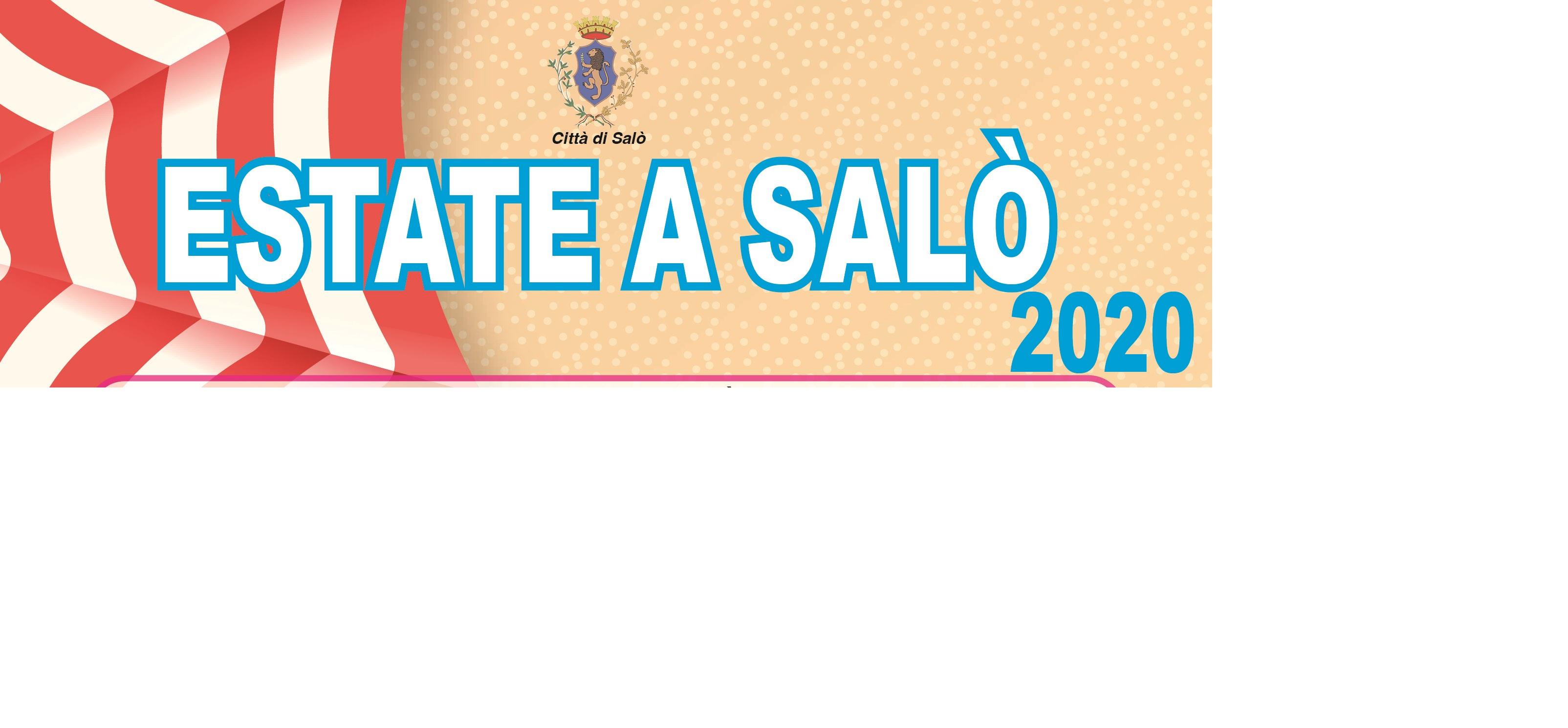 Estate a Salò 2020    -    Centri estivi per i più piccoli