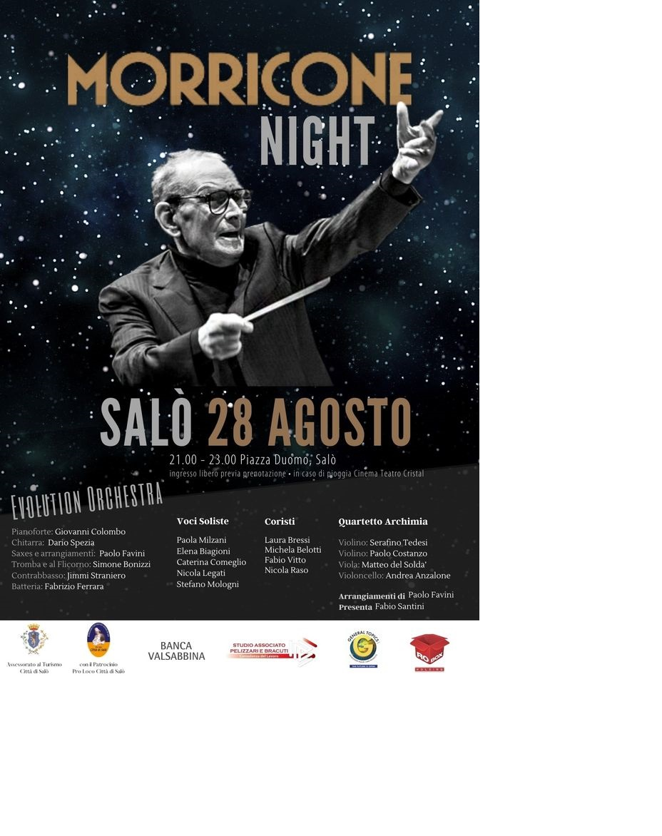 Morricone night