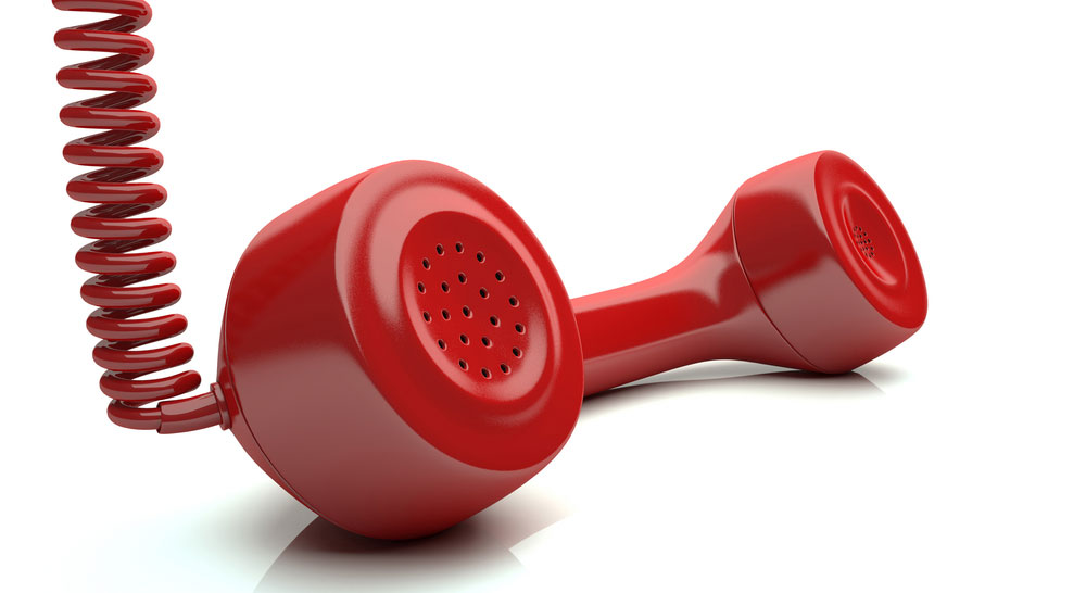 Segnalazione possibili disservizi linee telefoniche