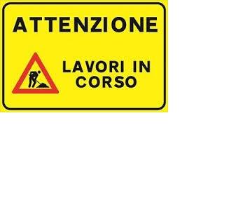 Provvedimenti viabili Viale Brescia per lavori