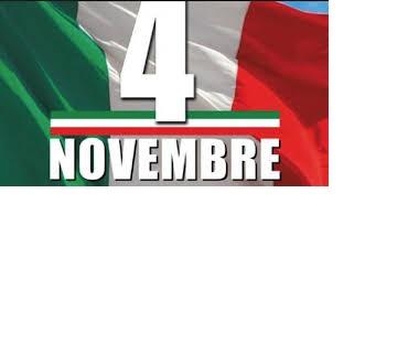 Celebrazioni del 4 Novembre