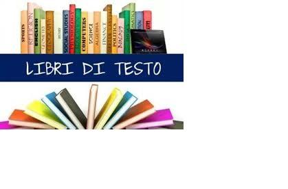 Contributo libri testo per Scuola Secondaria di I° e II° (fino 2^ superiore)